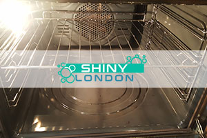 shiny london oven clean